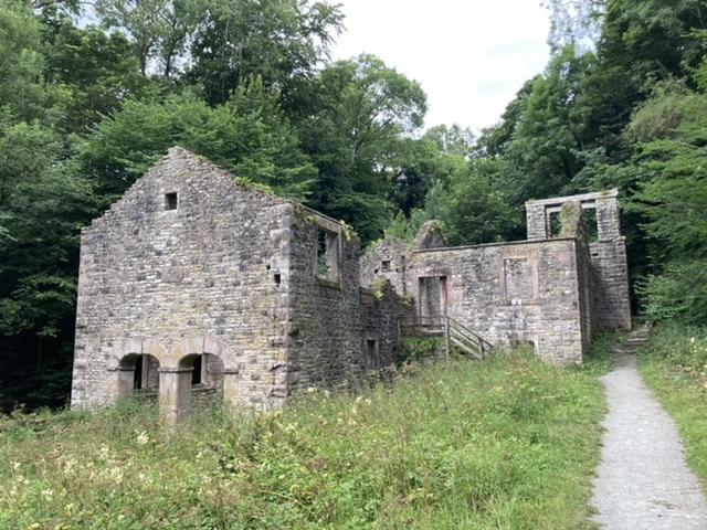 Old bobbin mill, Caldbeck