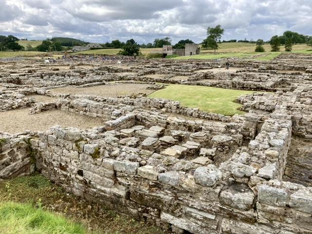 England road trip: day 7 – Hadrian's Wall, Northumberland